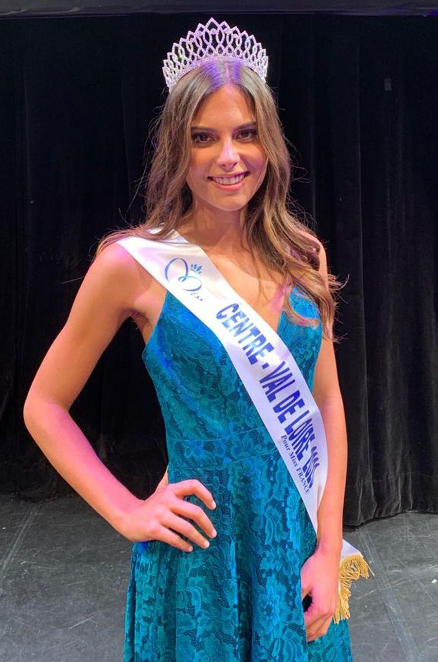 Miss Centre-Val de Loire, Cloé Delavalle, 23 ans