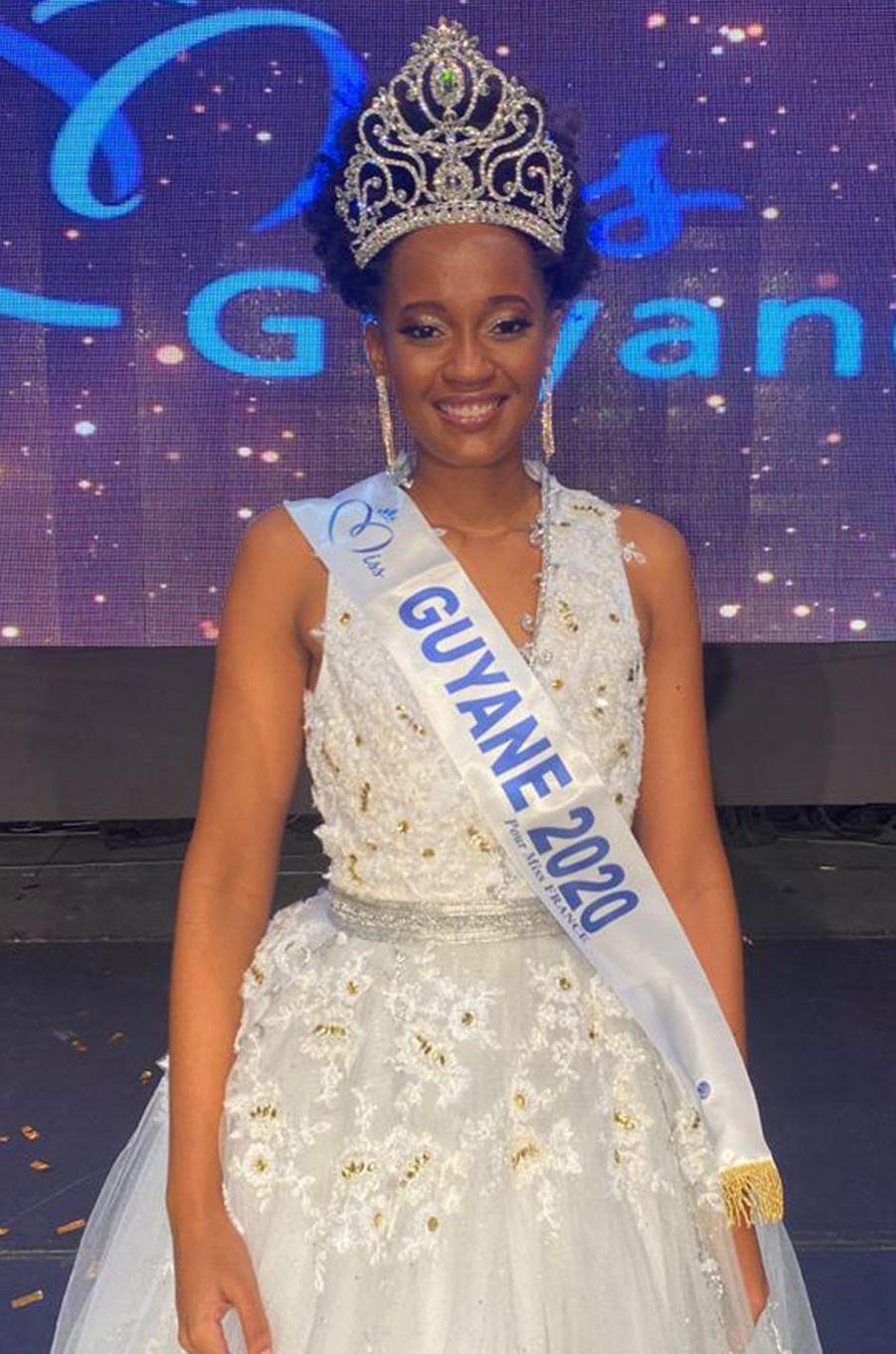 Miss Guyane, Héléneschka Horth, 23 ans