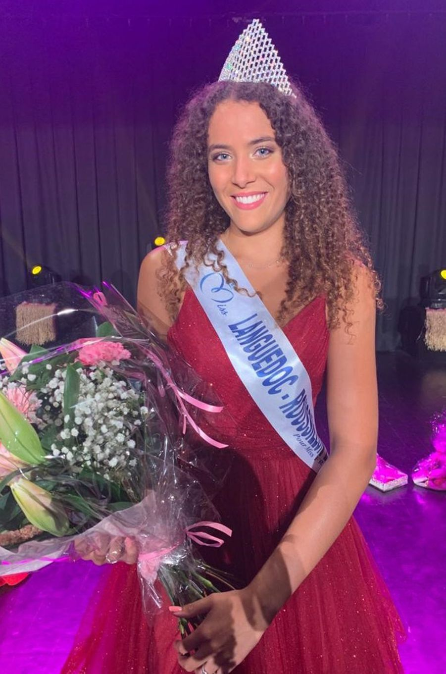Miss Languedoc-Roussillon, Illana Barry, 19 ans