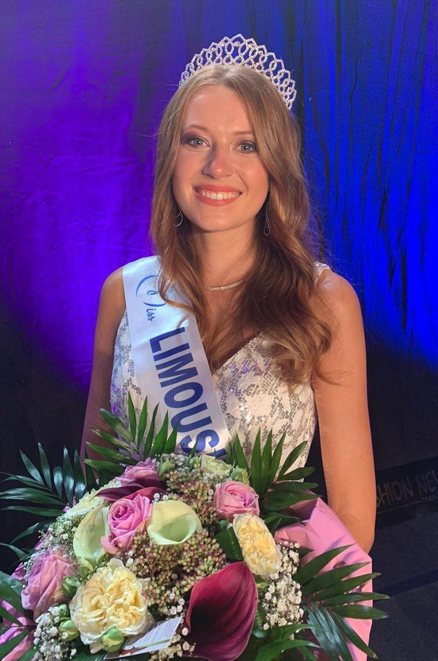 Miss Limousin, Léa Graniou, 20 ans