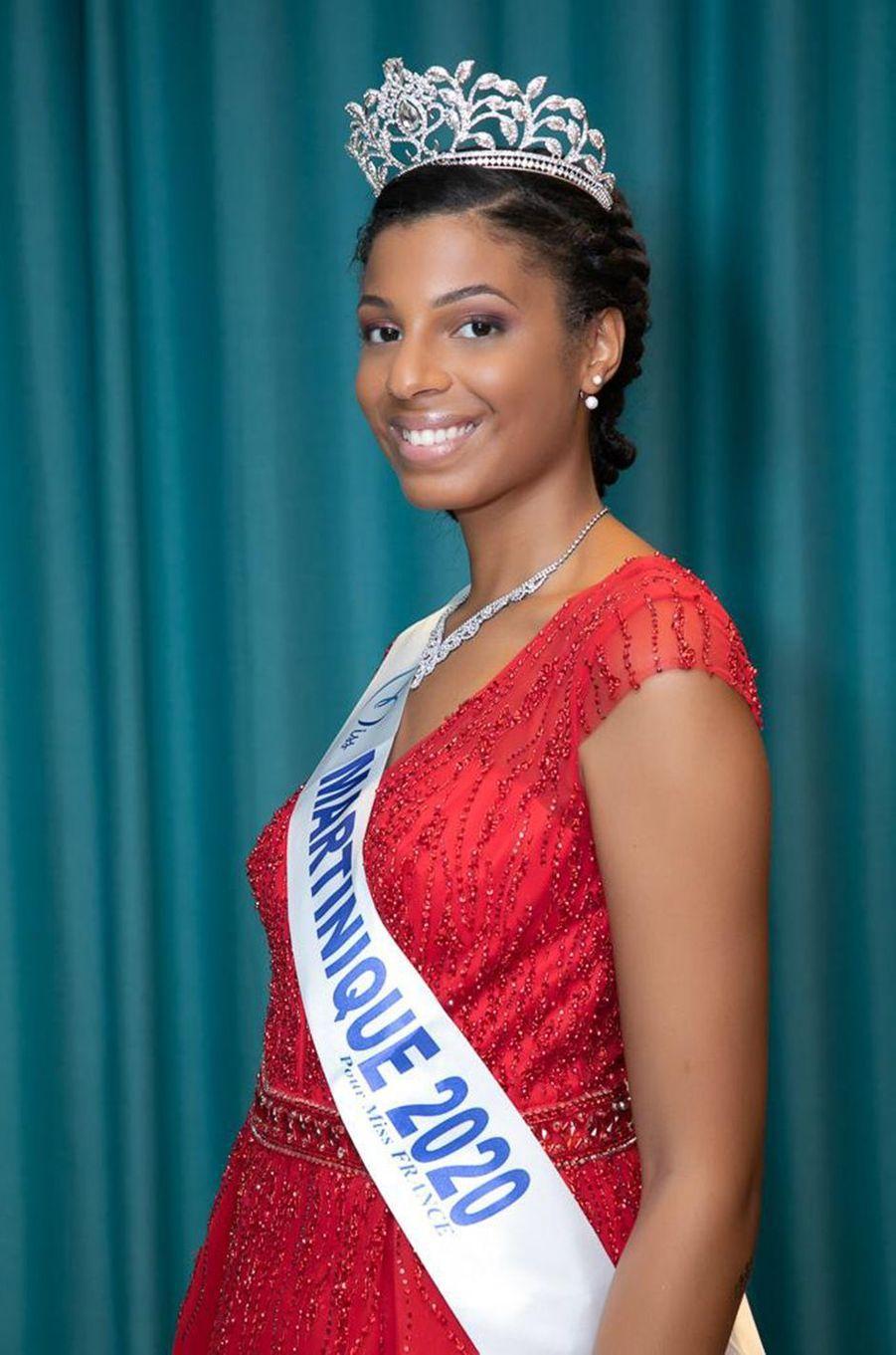 Miss Martinique, Séphora Azur, 23 ans
