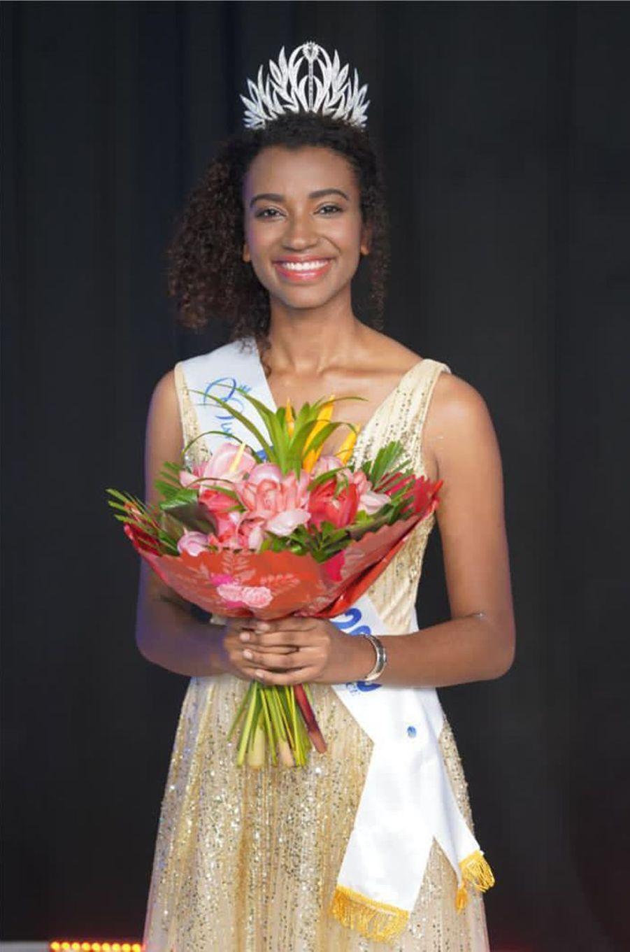 Miss Mayotte, Anlia Charifa, 23 ans