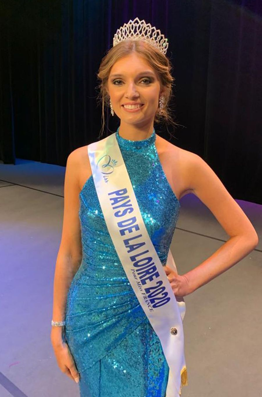 Miss Pays de la Loire, Julie Tagliavacca, 24 ans