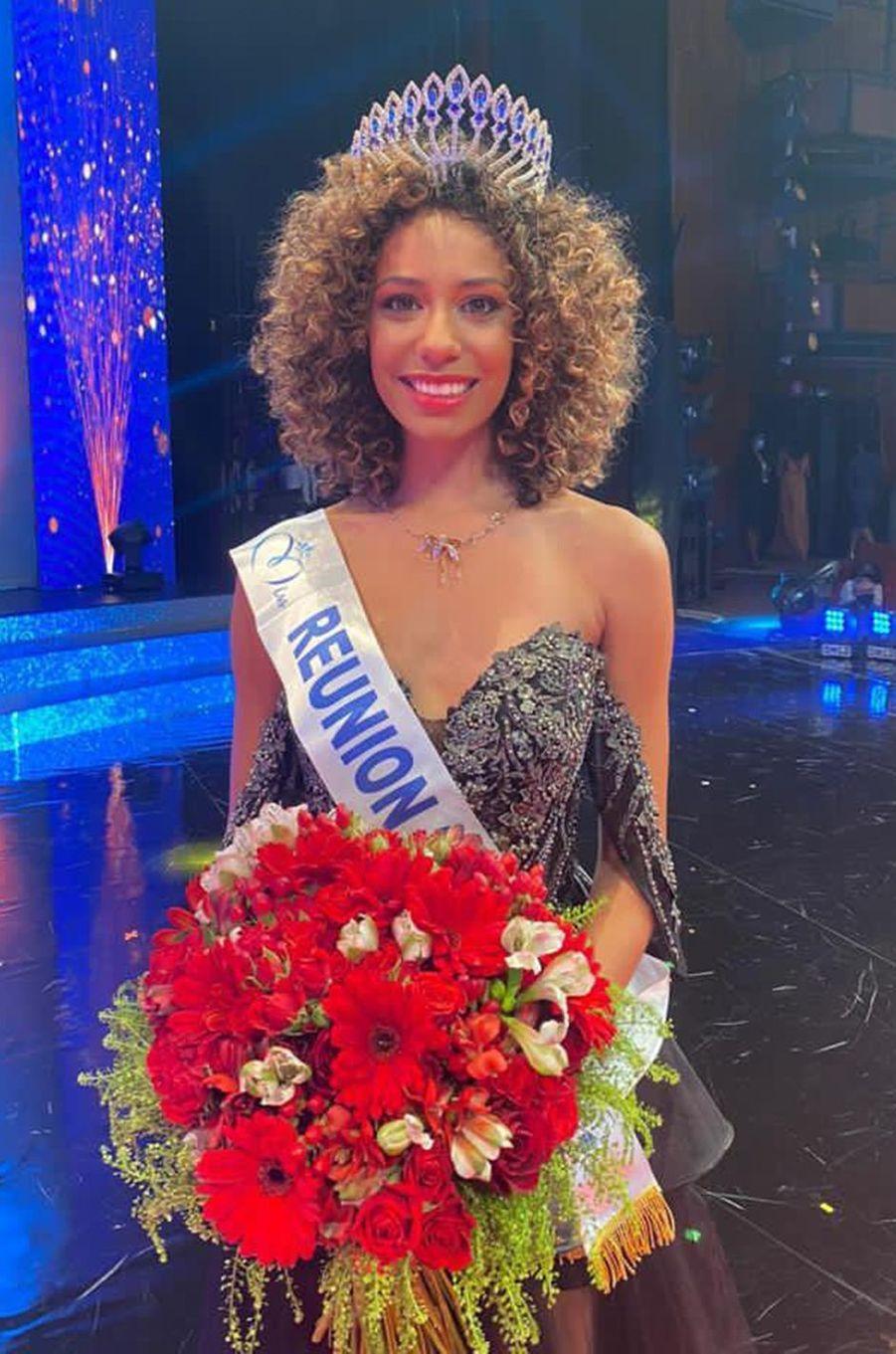 Miss Réunion, Lyna Boyer, 21 ans