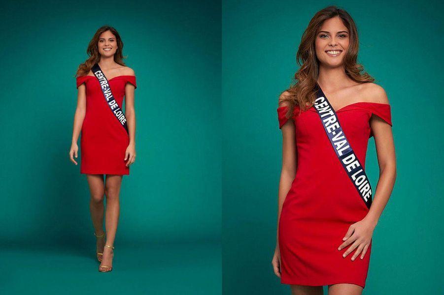 Miss Centre-Val de Loire, Cloé Delavalle, 23 ans, 1m71