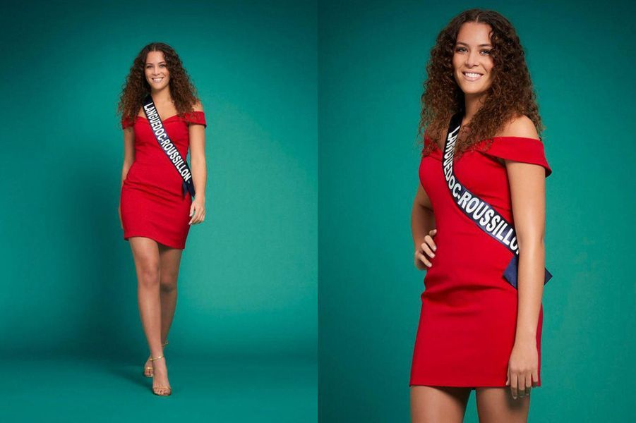 Miss Languedoc-Roussillon, Illana Barry, 19 ans, 1m76