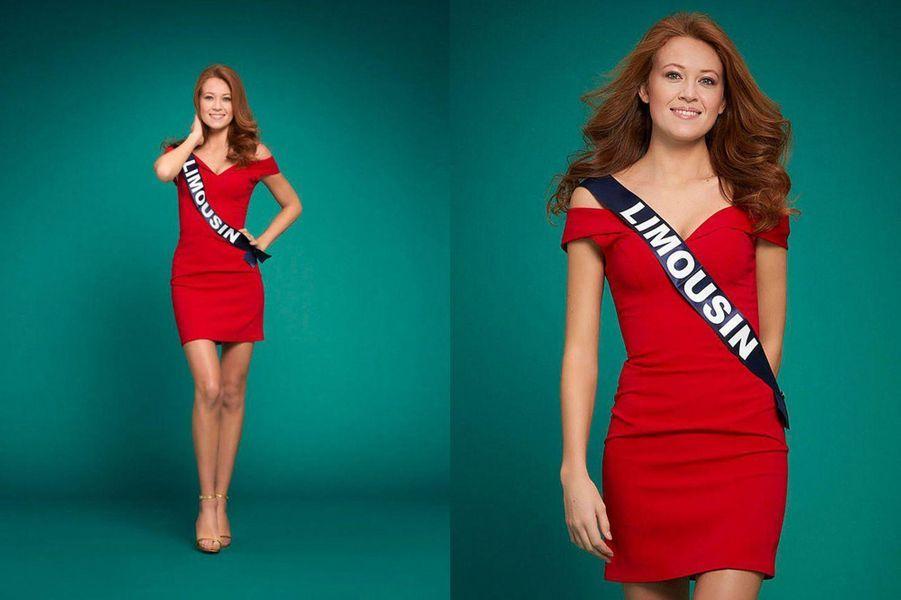 Miss Limousin, Léa Graniou, 20 ans, 1m71