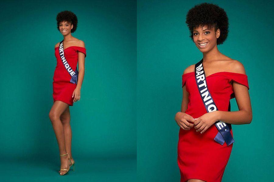 Miss Martinique, Séphora Azur, 23 ans, 1m79