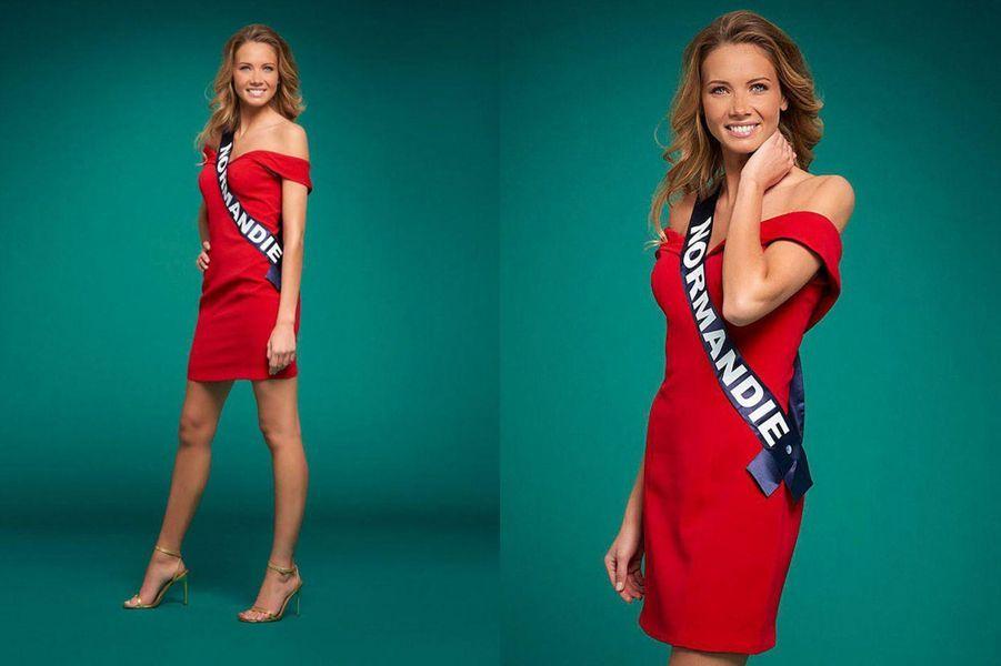 Miss Normandie, Amandine Petit, 23 ans, 1m75