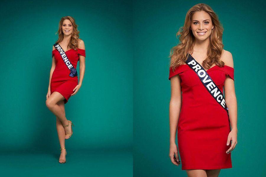 Miss Provence, April Benayoum, 21 ans, 1m76