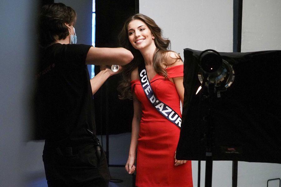 Miss Côte d'Azur Lara Gautier