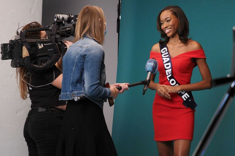 Miss GuadeloupeKenza Andreze-Louison