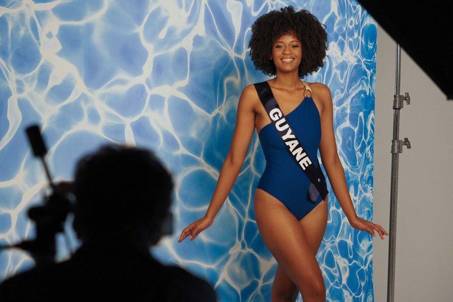 Miss GuyaneHéléneschka Horth