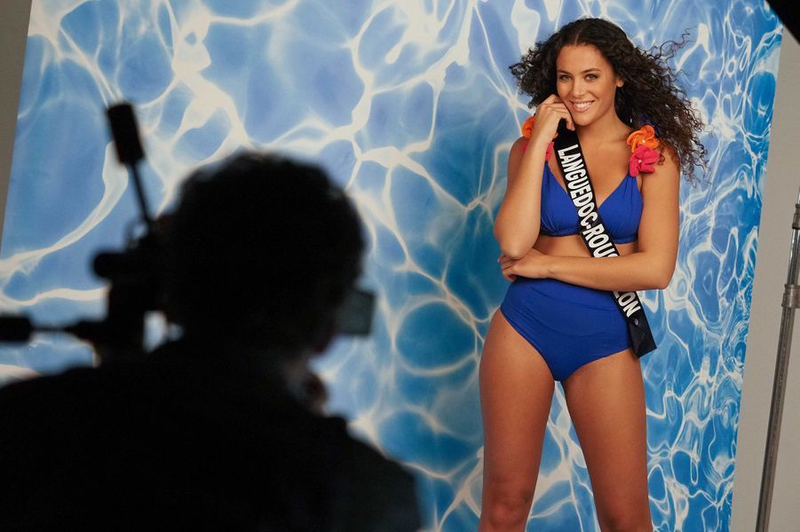 Miss Languedoc-Roussillon Illana Barry