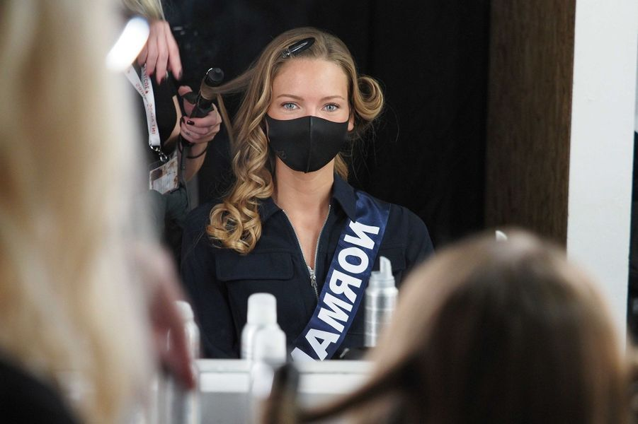 Miss Normandie Amandine Petit