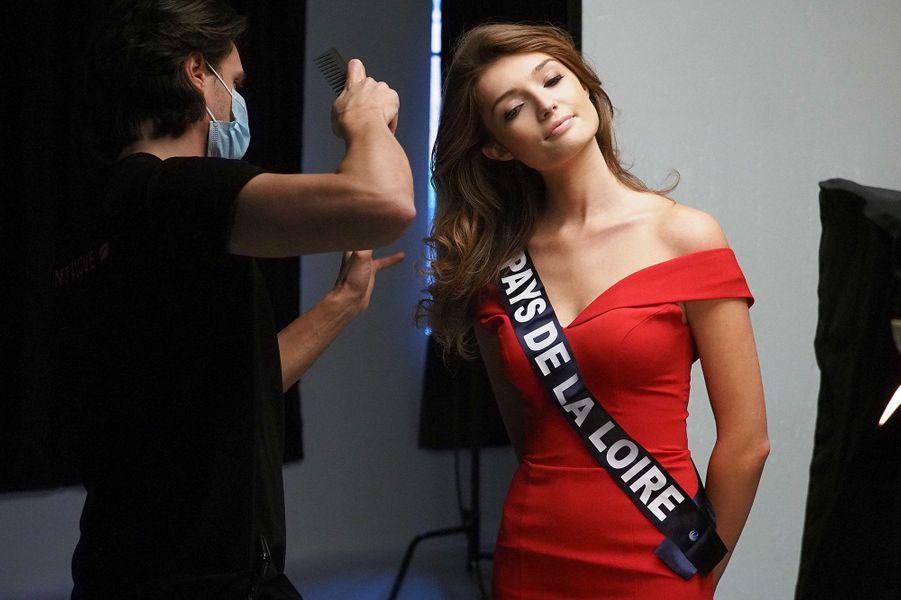 Miss Pays de la LoireJulie Tagliavacca