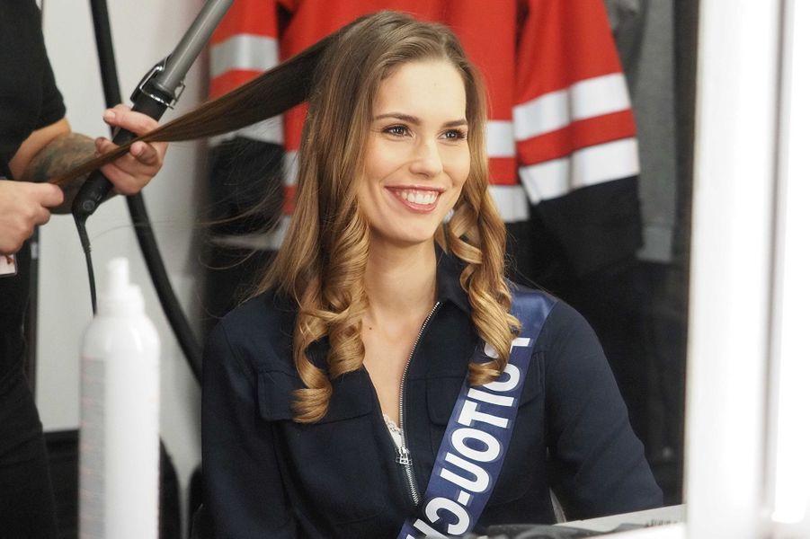 Miss Poitou-Charentes Justine Dubois