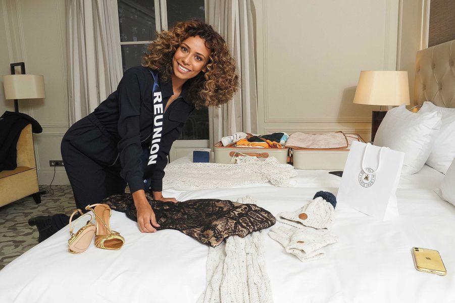 Miss Réunion Lyna Boyer