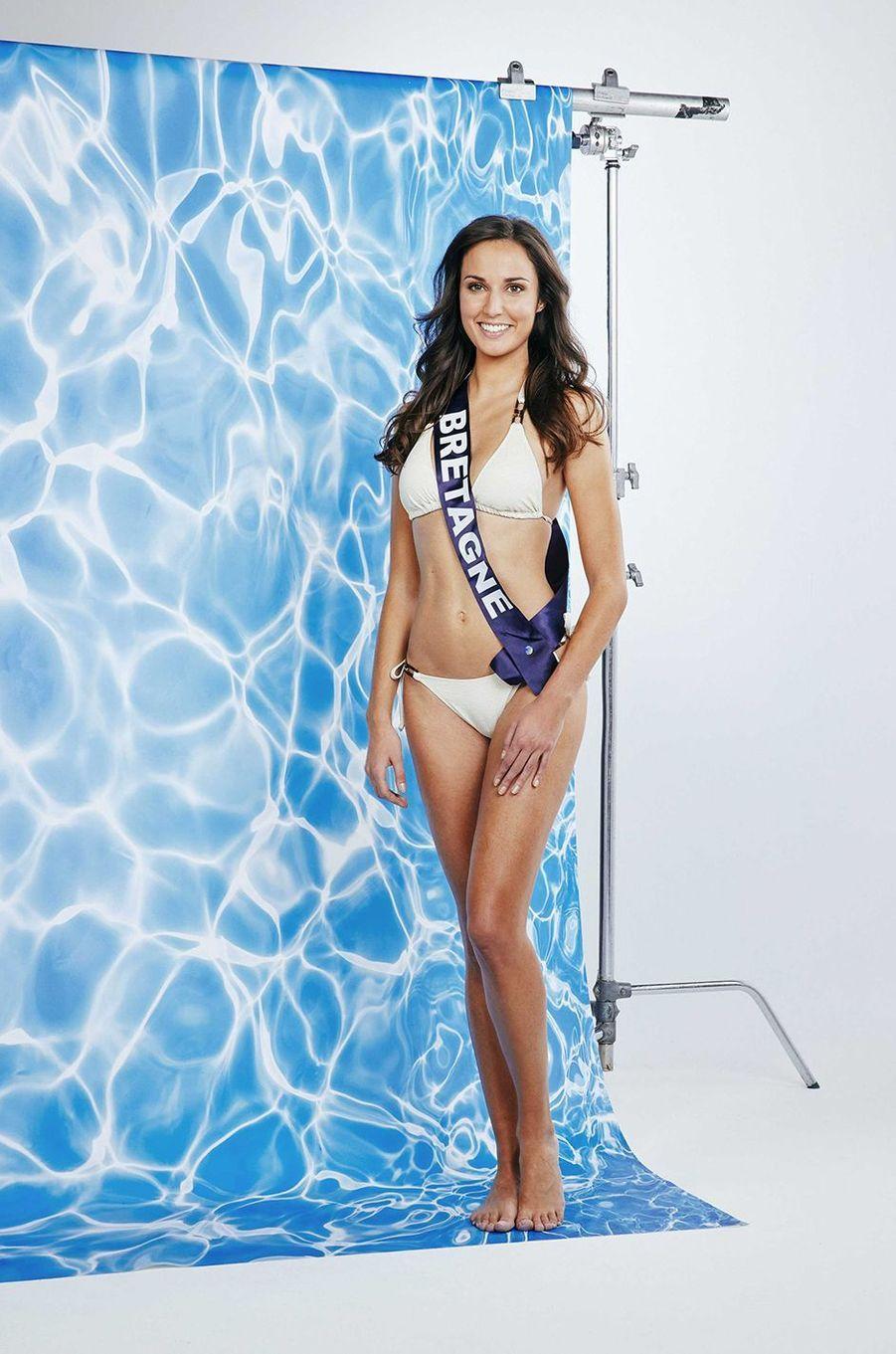 Miss Bretagne, Julie Foricher