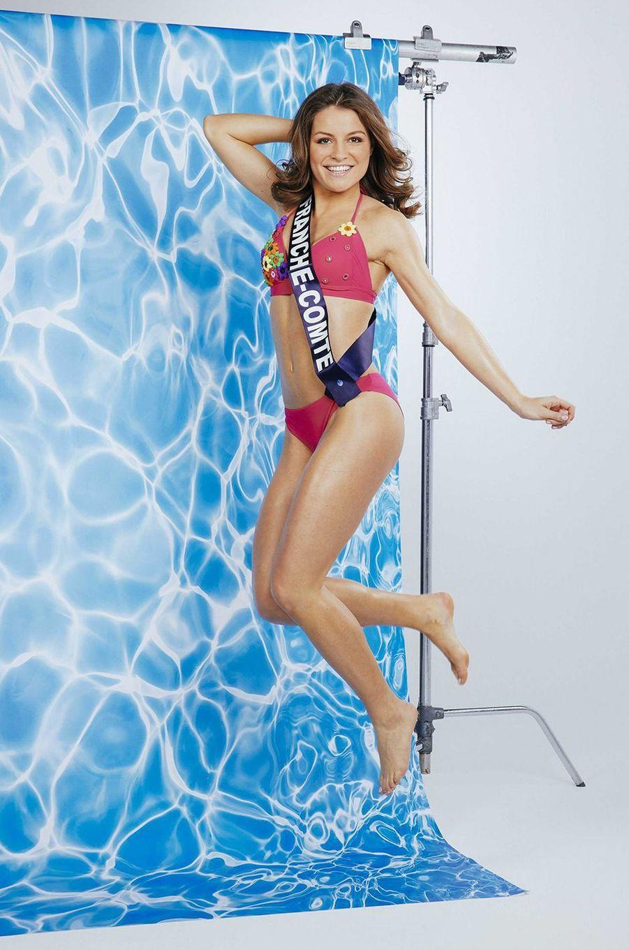 Miss Franche-Comté,Coralie Gandelin