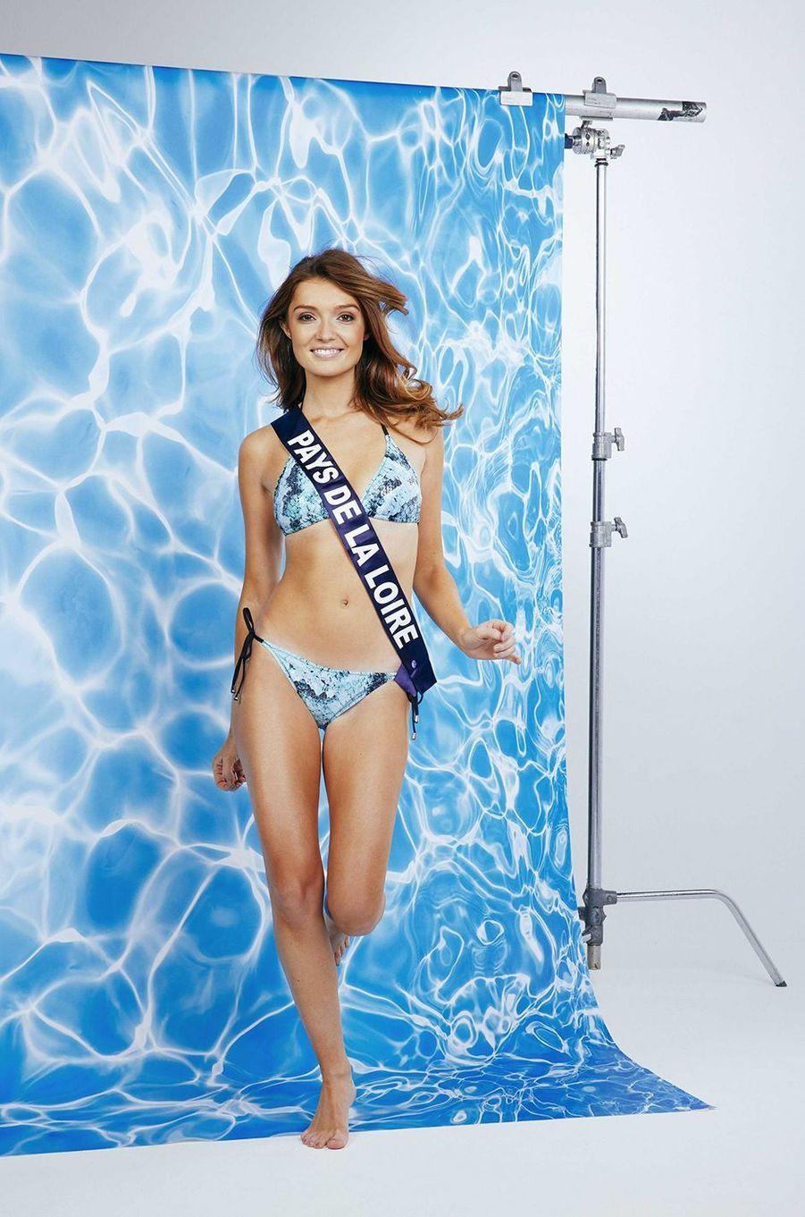 Miss Pays-de-la-Loire, Julie Tagliavacca