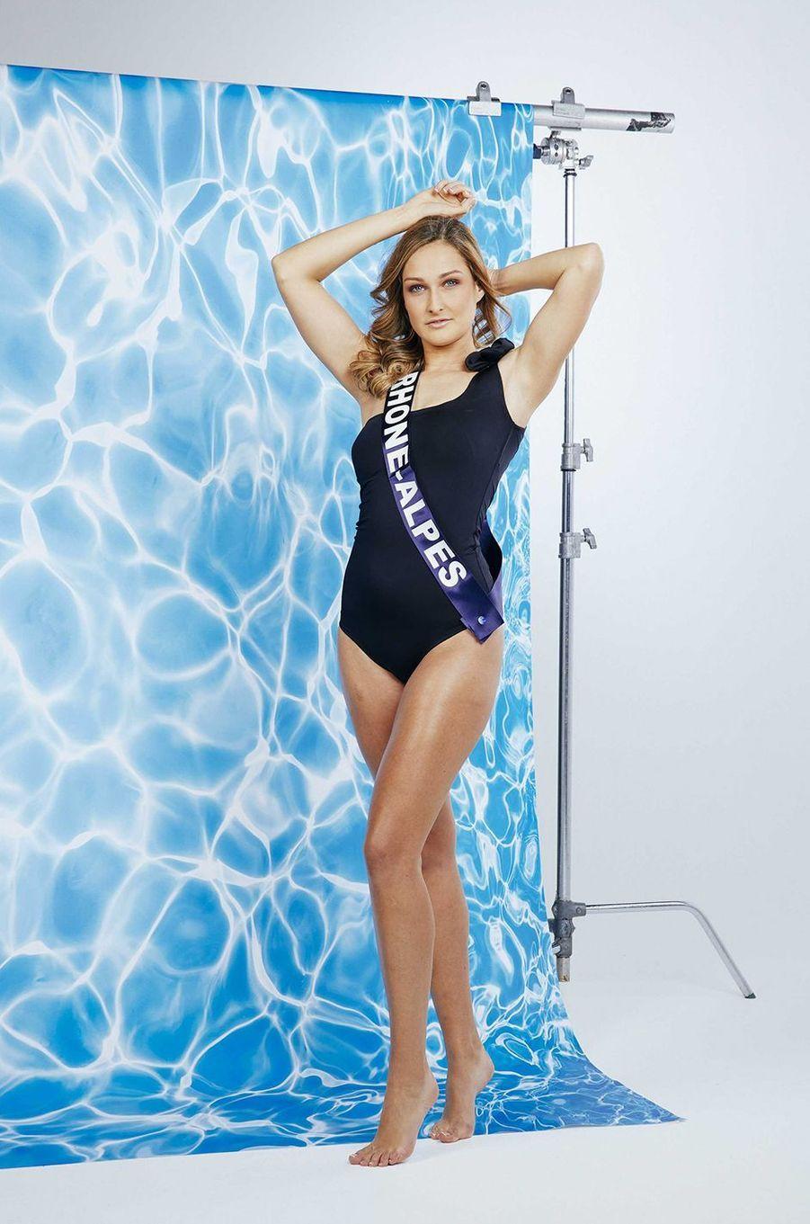 Miss Rhône-Alpes, Anaïs Roux