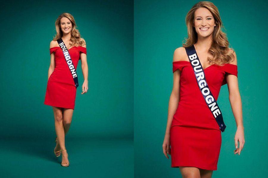 Miss Bourgogne Lou-Anne Lorphelin