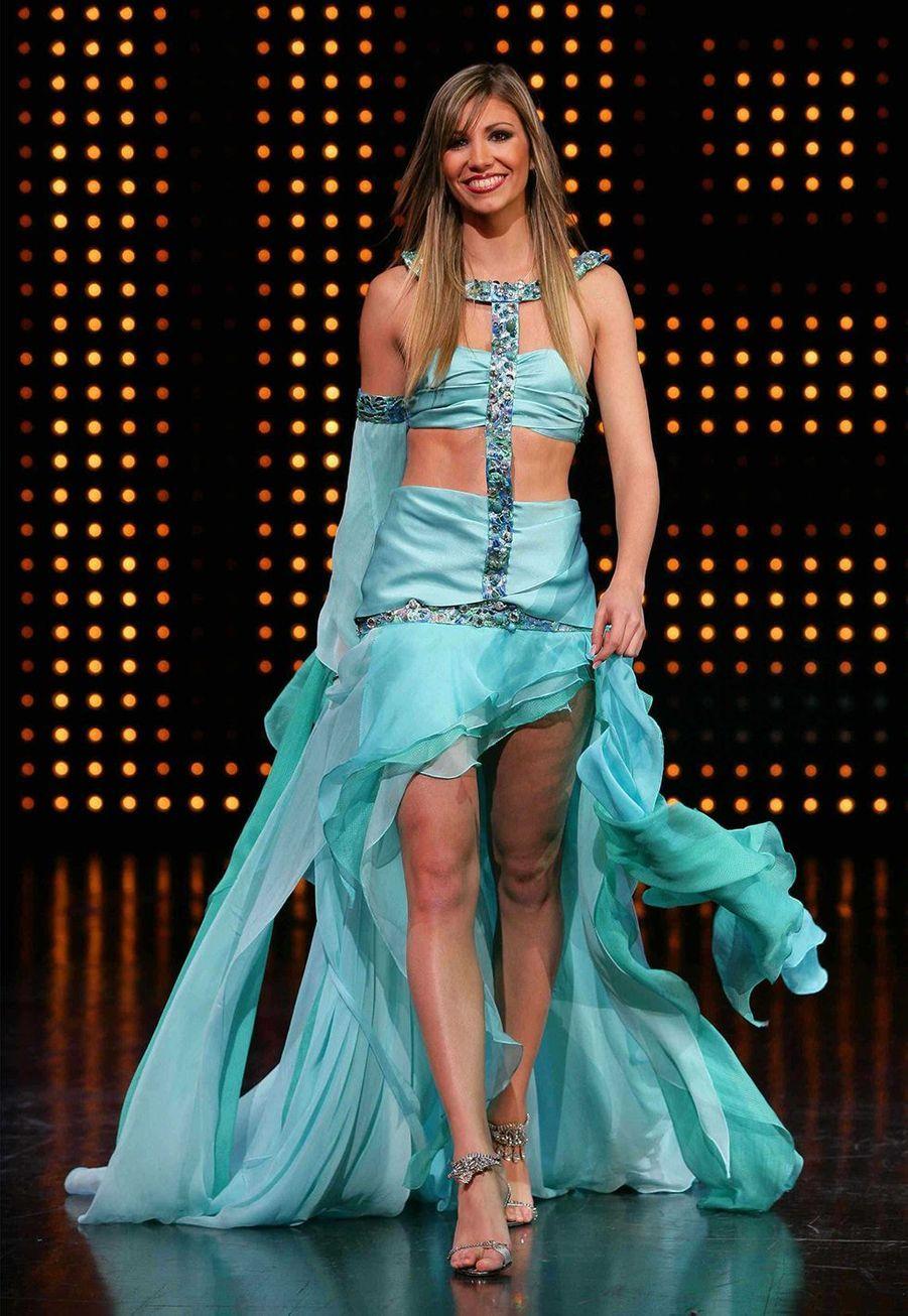 Alexandra Rosenfeld, Miss France 2006, a deux filles : Ava née en 2010 et Jim née en 2020.
