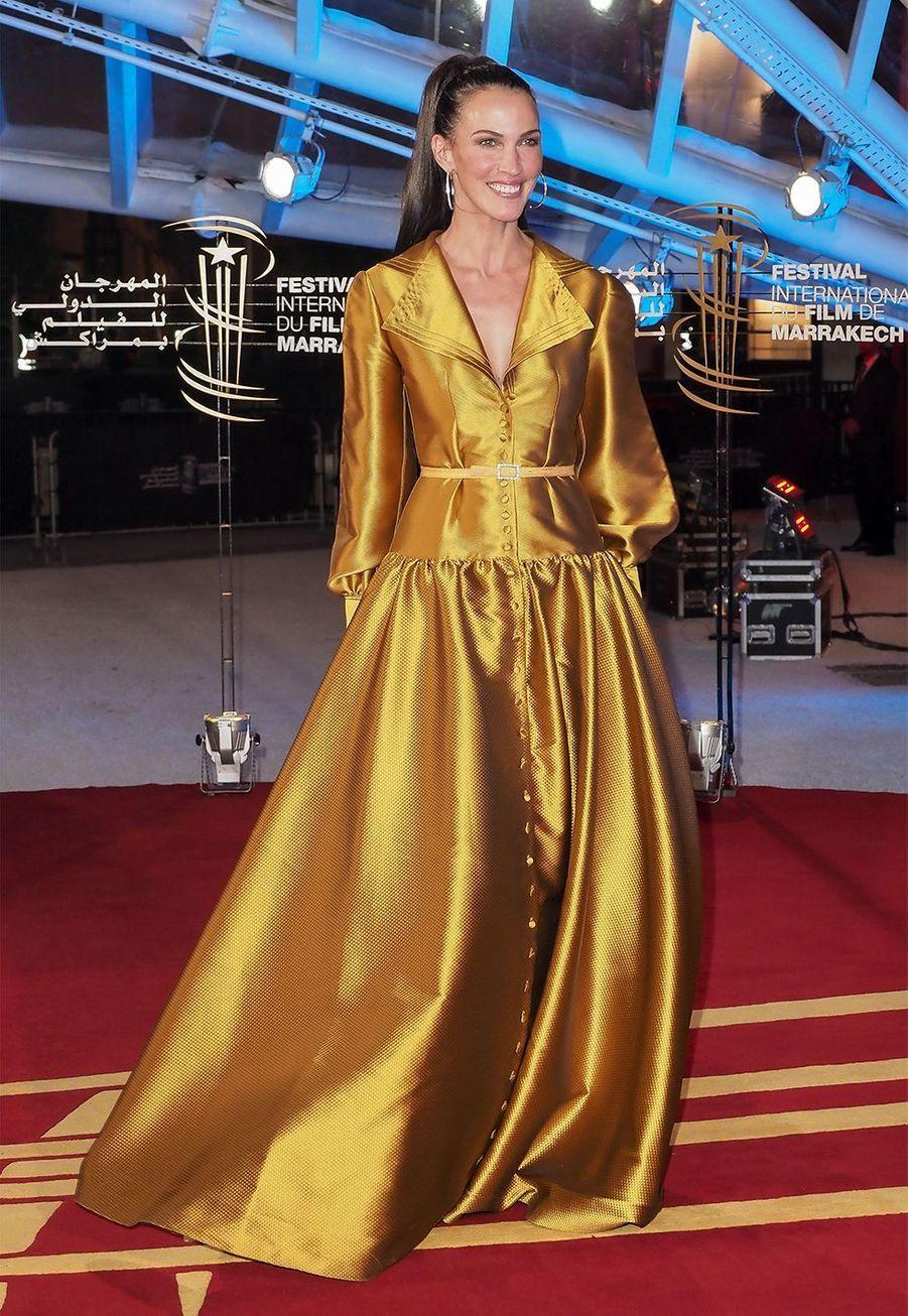 Linda Hardy, Miss France 1992, est maman d'un garçonbaptisé Andréané en 2010.