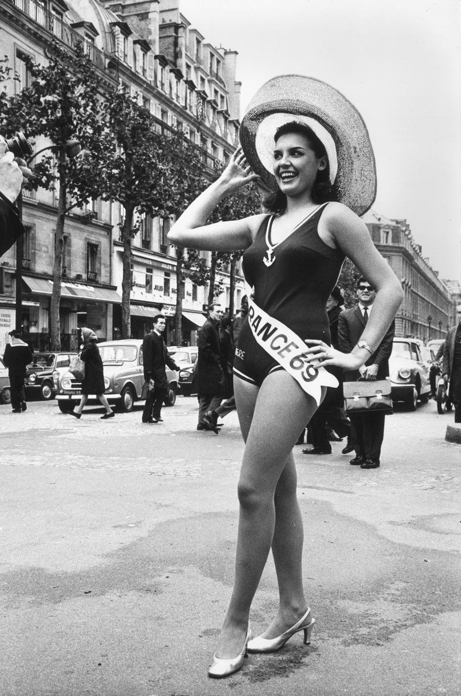 Miss France 1969, Suzanne Angly