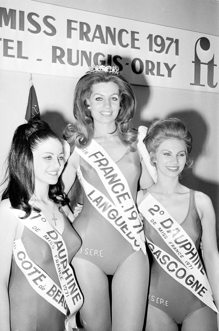 Miss France 1971, Myriam Stocco