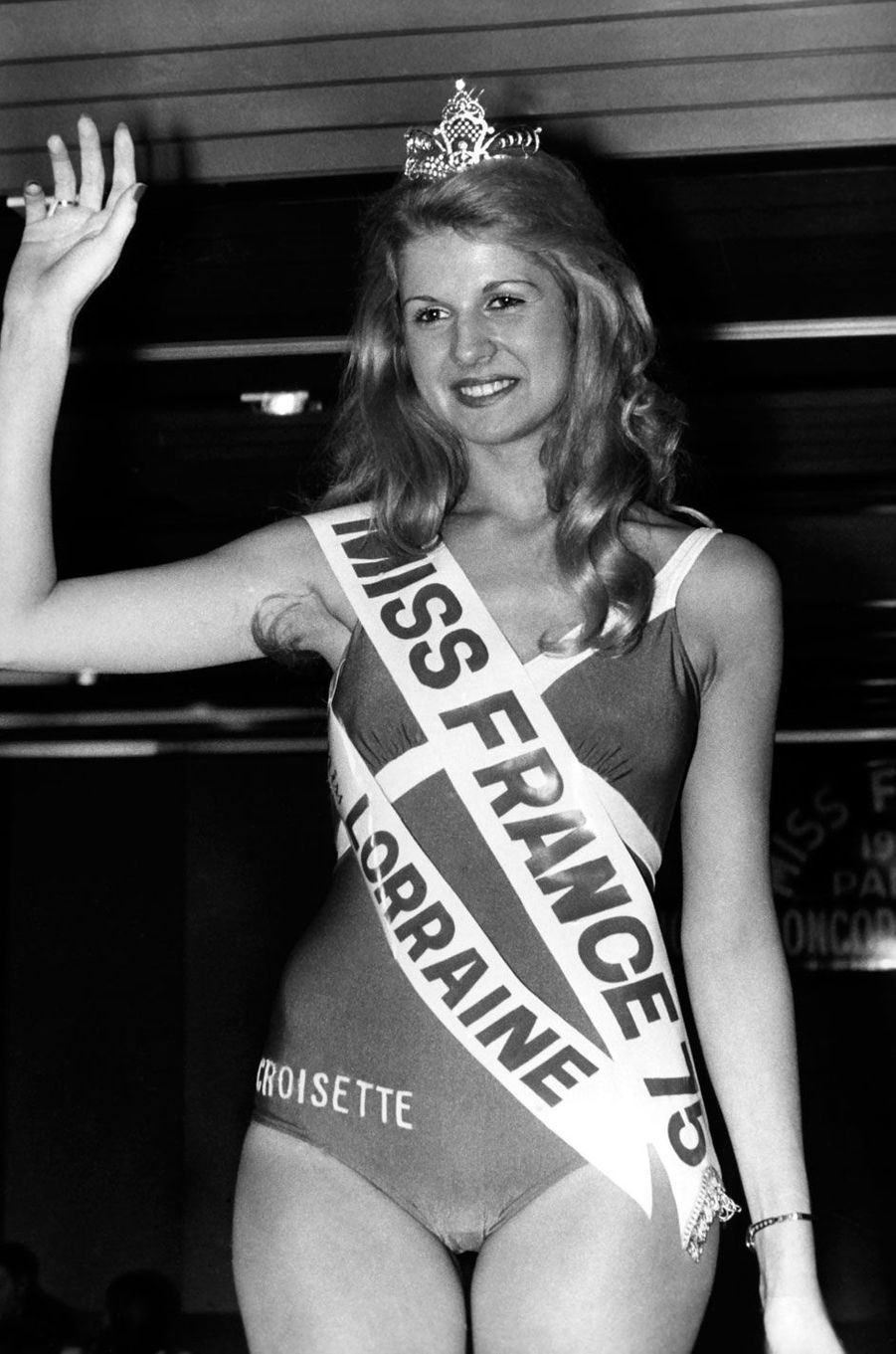 Miss France 1975, Sophie Perin