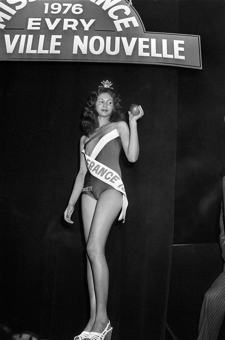 Miss France 1976, Monique Uldaric