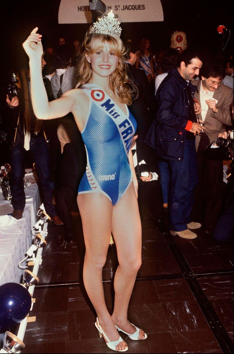 Miss France 1982, Sabrina Bellaval
