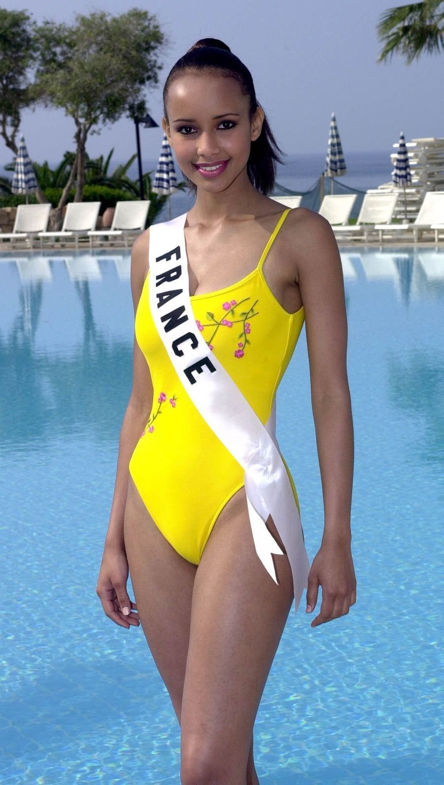 Sonia Rolland, Miss France 2000