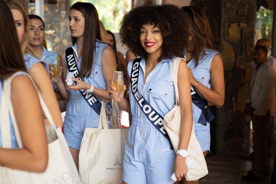Miss Guadeloupe, Ophely Mezino