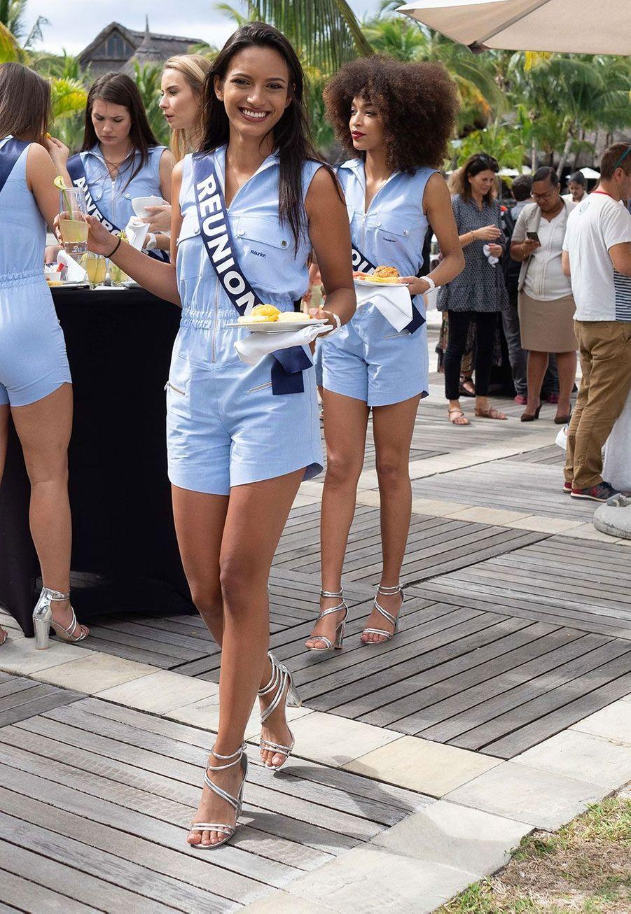 Miss Reunion, Morgane Soucramanien