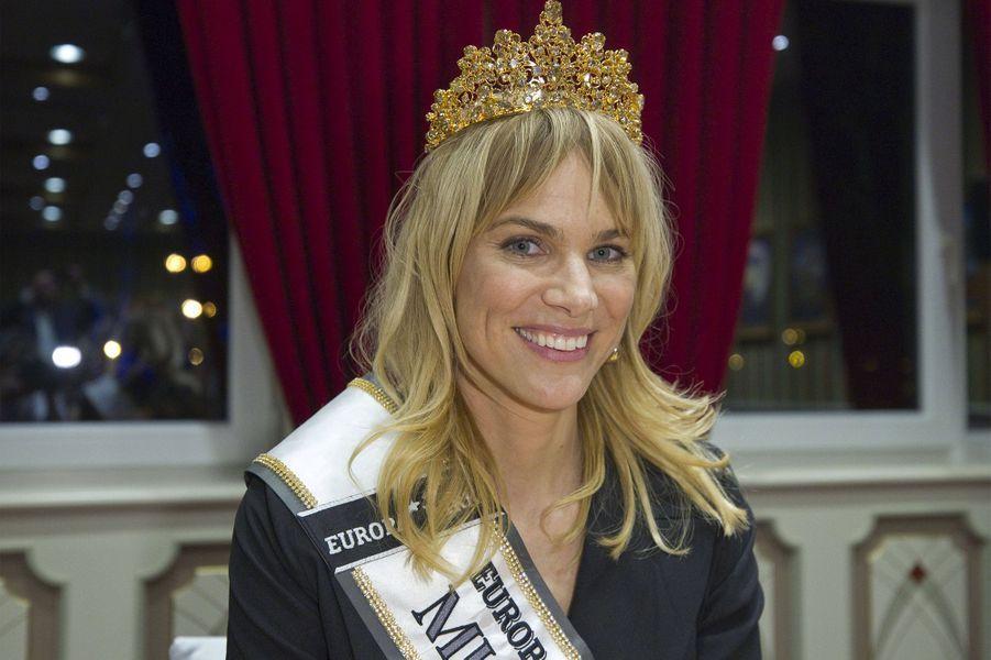 Leonie Charlotte von Hase a été élue le 15 février 2020 Miss Germany.