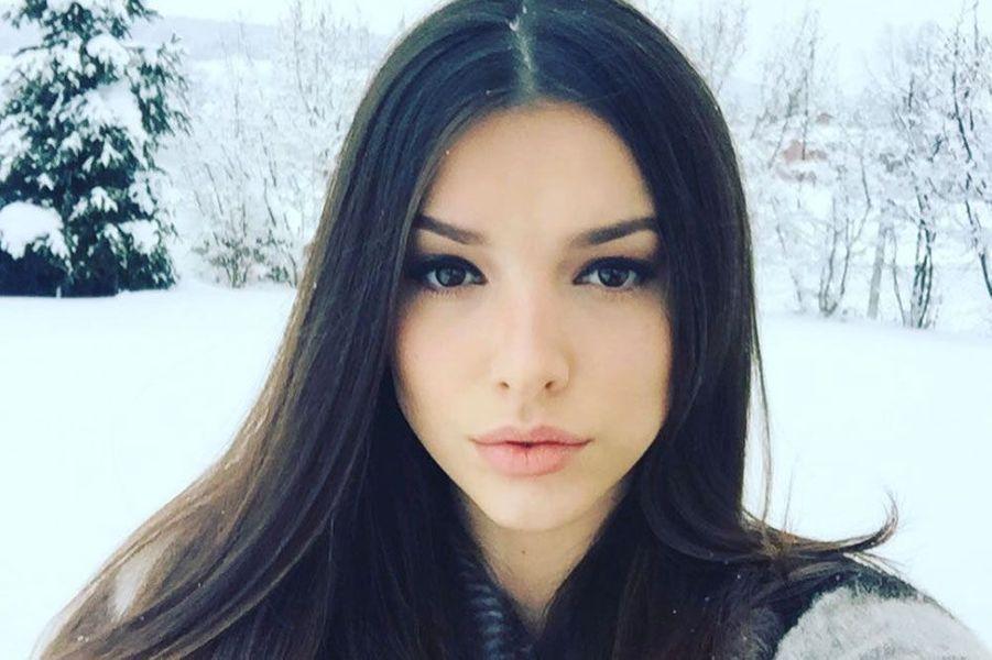 Kleofina Pnishi a été élue Miss Provence 2017