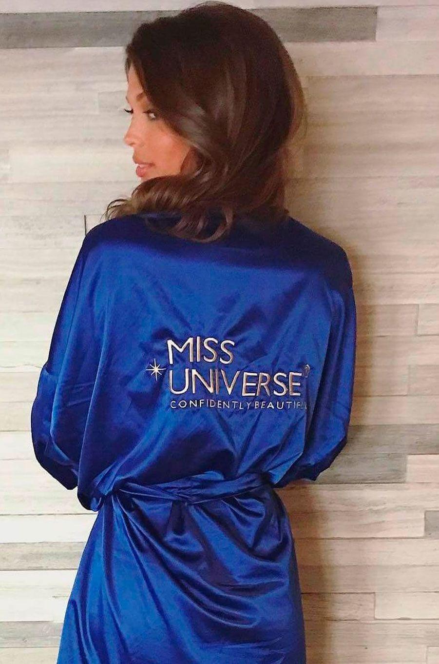 Iris Mitteanere, Miss France 2016