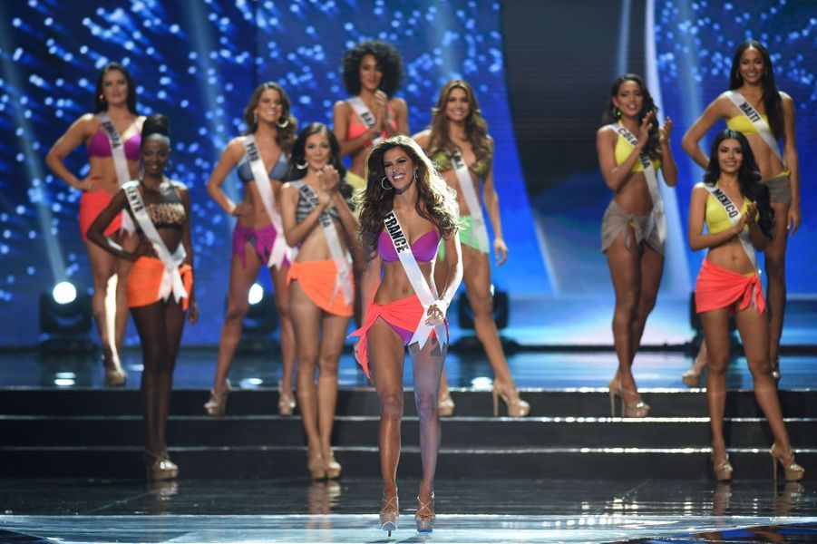 Iris Mittenaere, Miss France 2016 a été élue Miss Univers 2016 à Manille