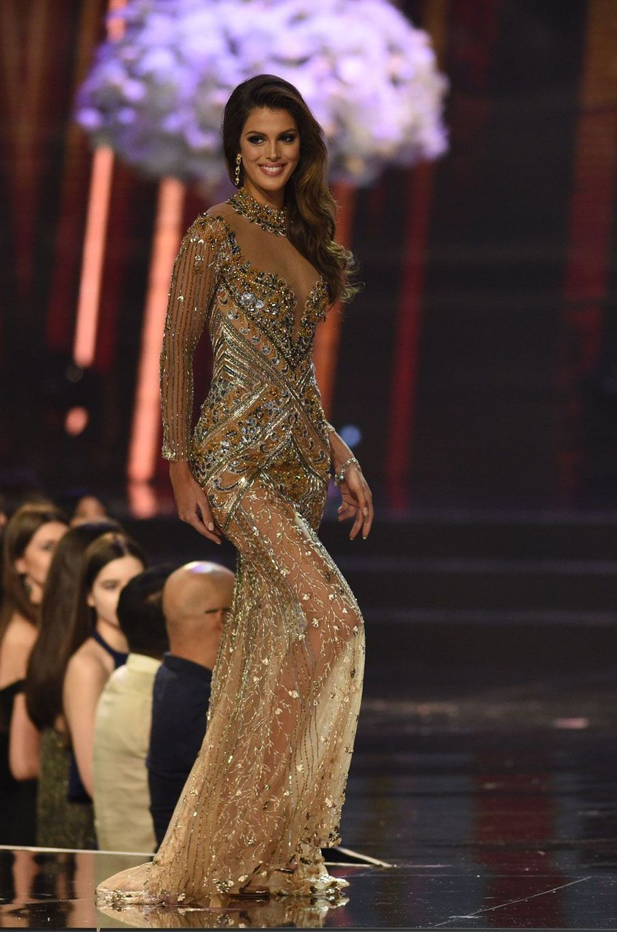 Iris Mittenaere, Miss France 2016 est la première Miss Univers française depuis 1953
