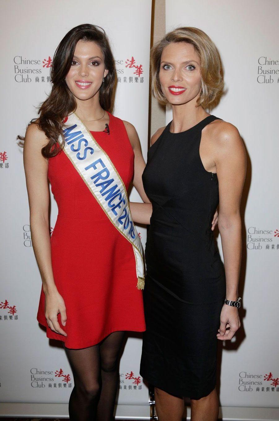 Iris Mittenaere : l'incroyable parcours de la plus belle Miss de l'univers