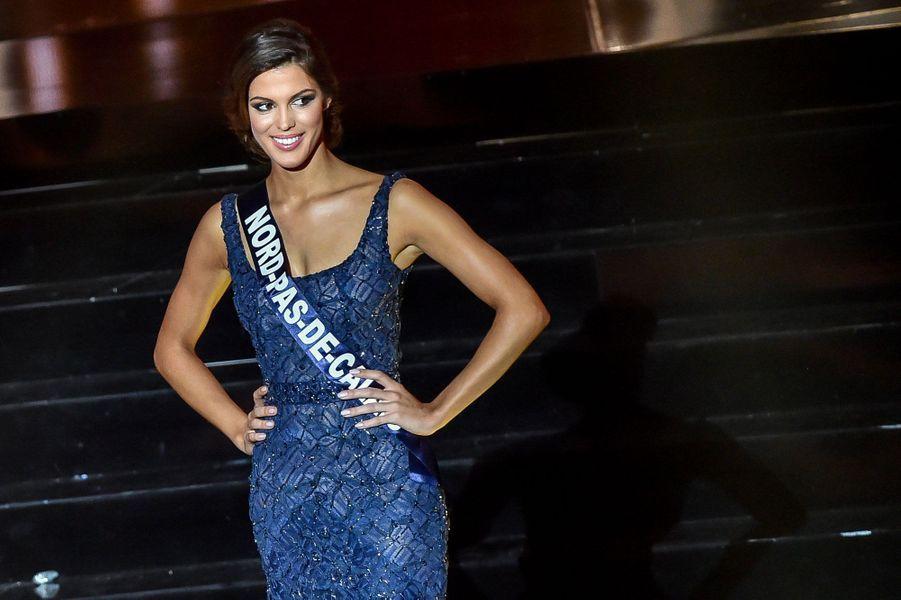 Iris Mittenaere est Miss France 2016