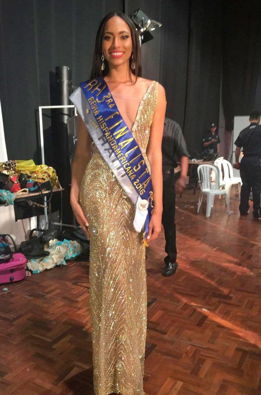 Miss Haiti, Raquel Pelissier