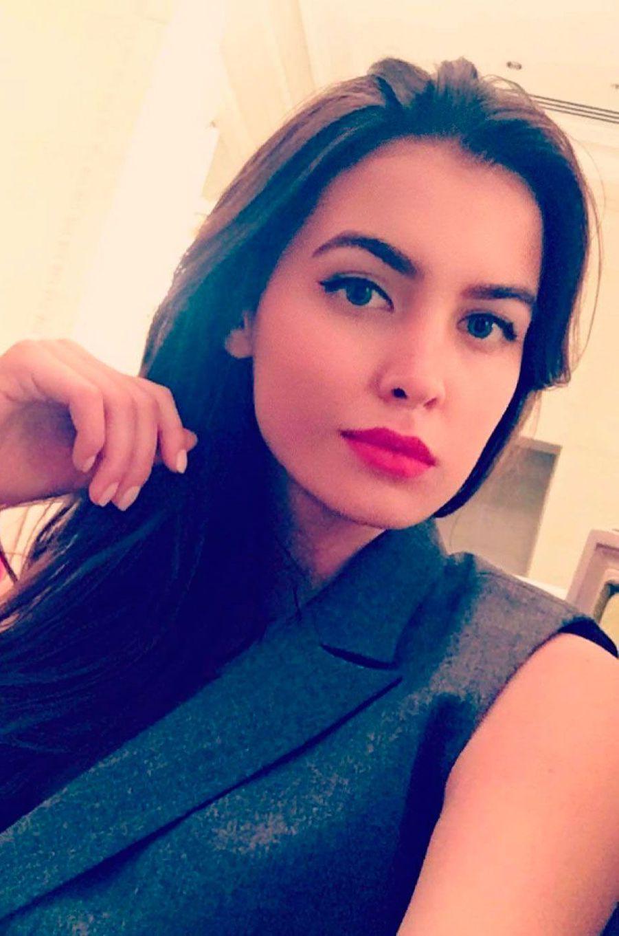 Miss Ukraine, Alena Spodynyuk
