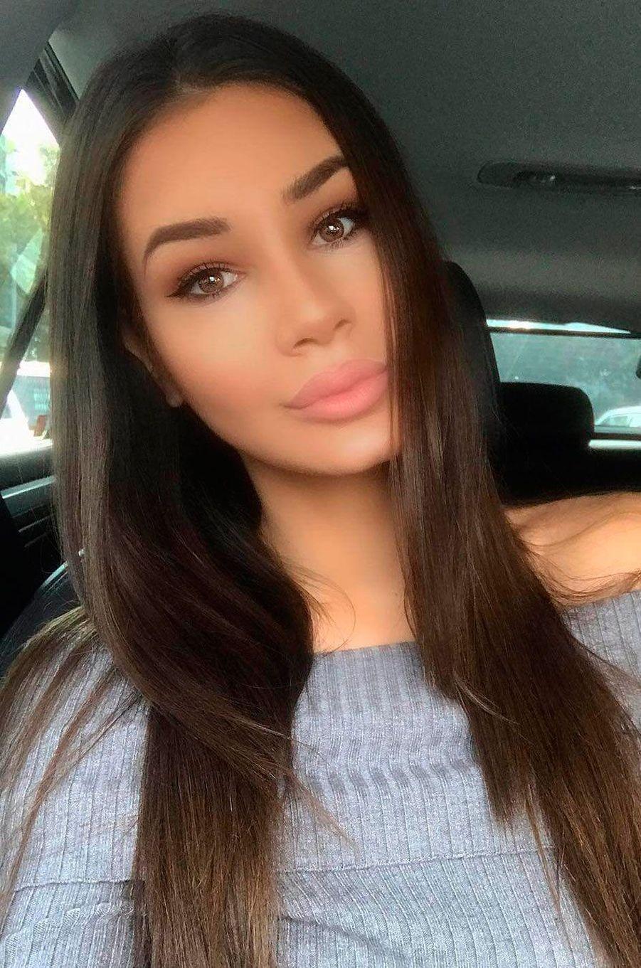 Bojana Bojanic, Miss Serbie
