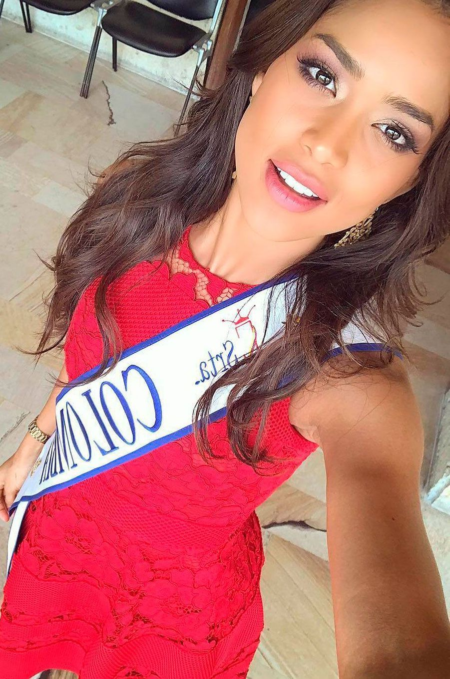 Andrea Tovar, Miss Colombie