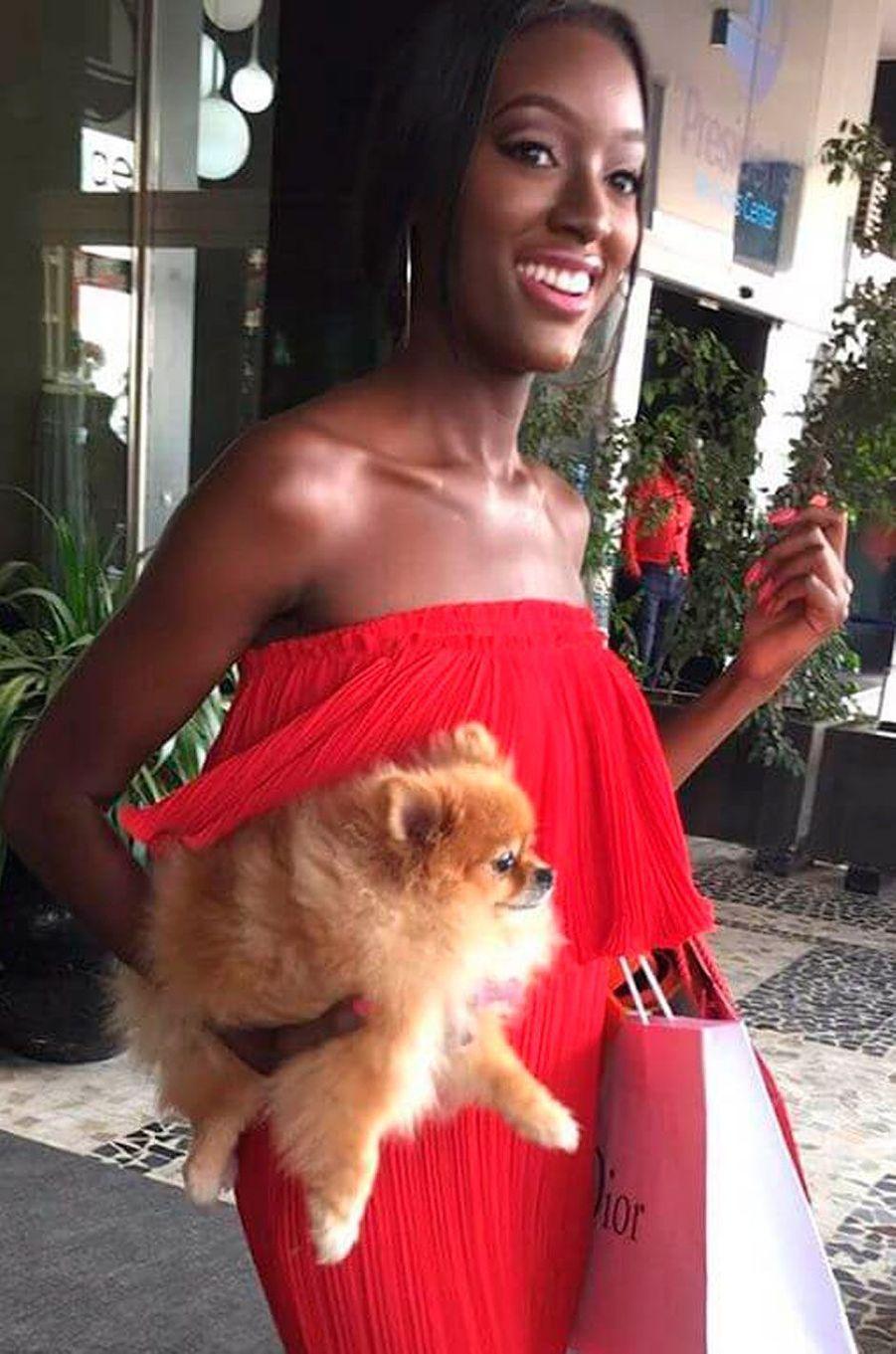 Luisa Baptista, Miss Angola
