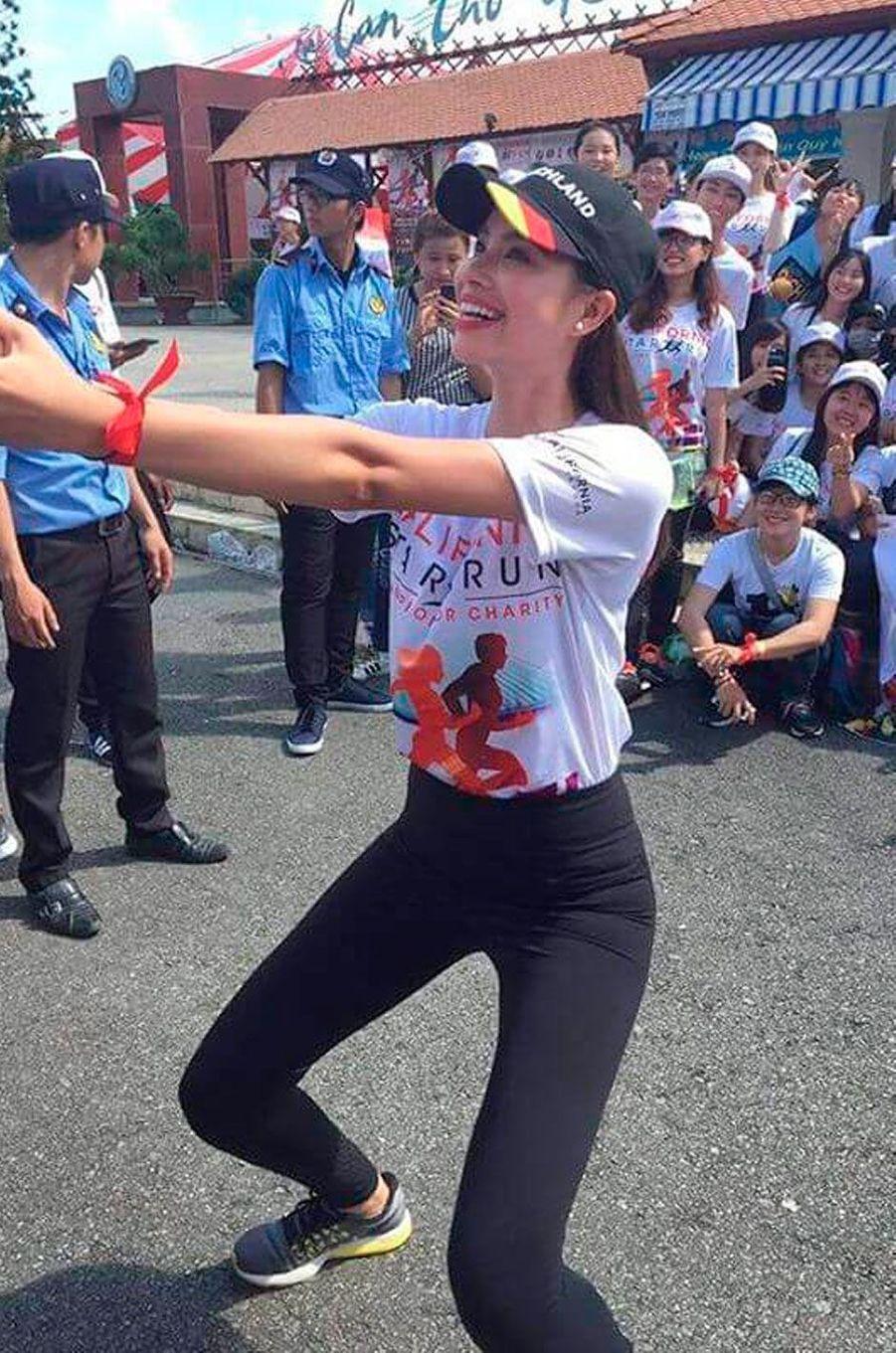 Miss Vietnam, Dang Thi Le Hang